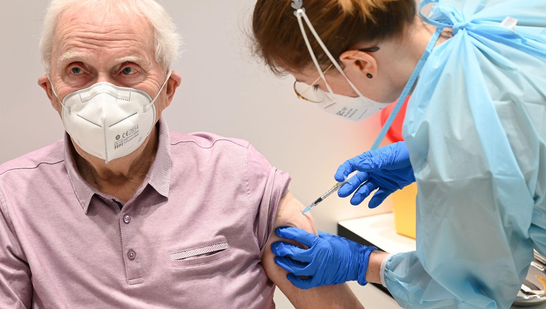 En los nodos de vacunacion, la atencion sera por orden de llegada