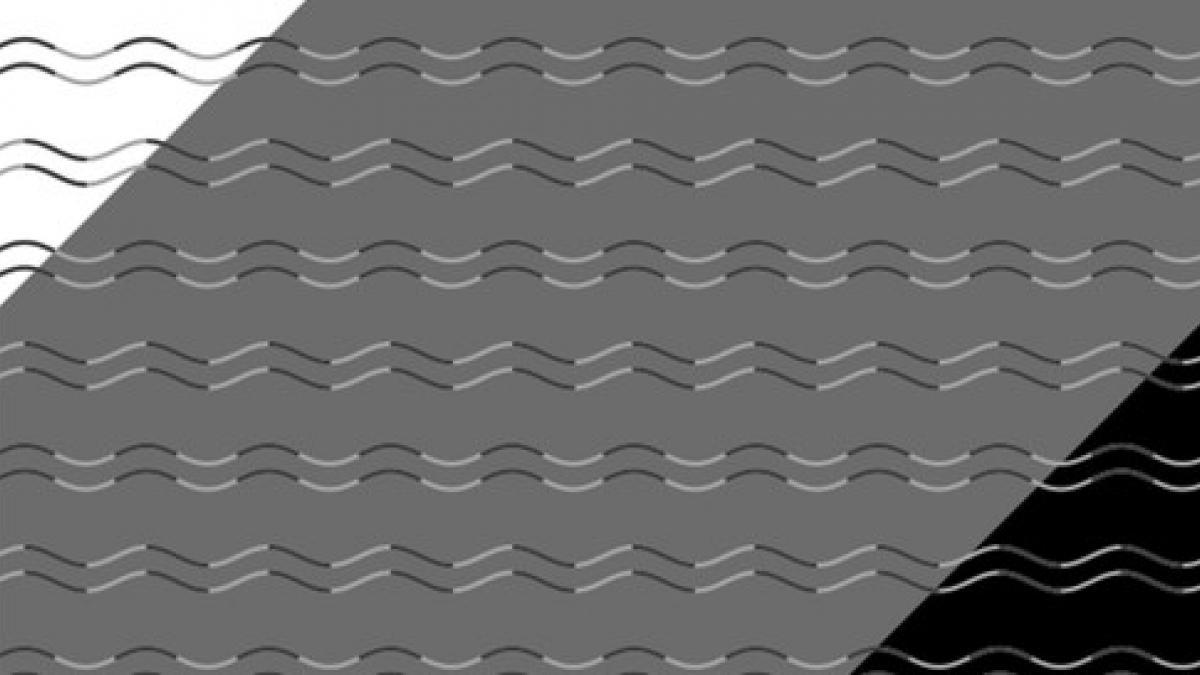 La ilusion optica que puede revelar si tienes ceguera de curvatura