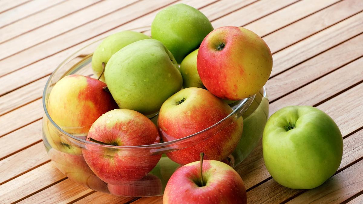 Comer manzanas estimula la generacion de nuevas neuronas, señala un estudio