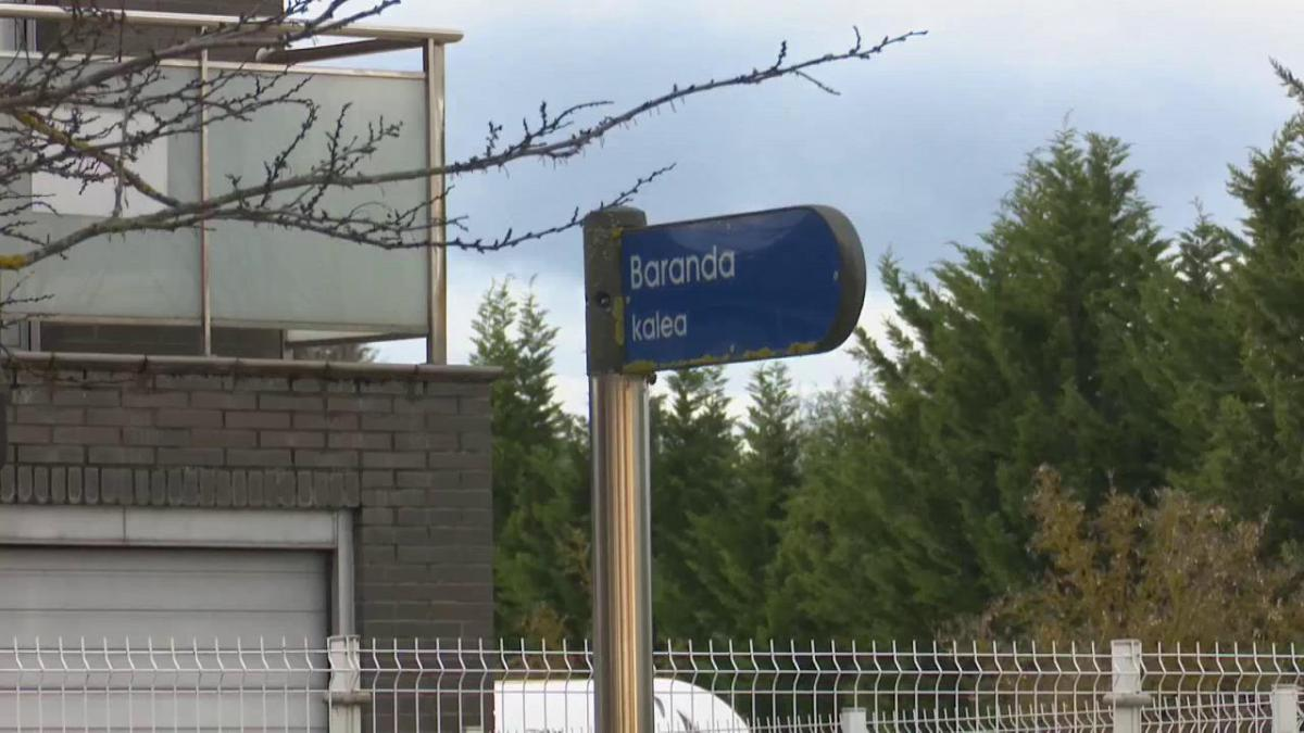 Muere un niño de 11 años en Vitoria al caerle encima una loseta de un muro