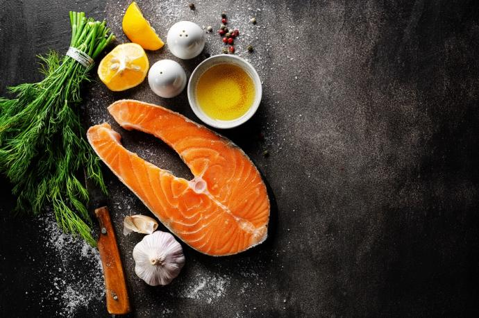 La dieta de los niños, deficitaria en omega-3