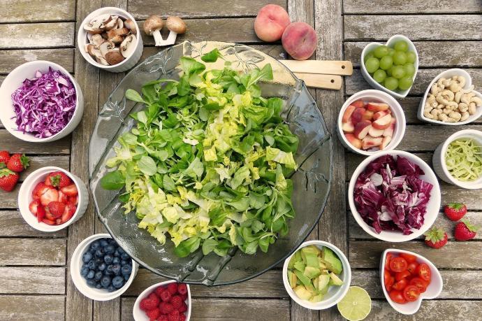 Alimentos para un higado sano