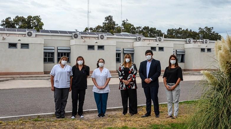 El Hospital Giordano ya implementa una reduccion en el consumo de energia en climatizacion