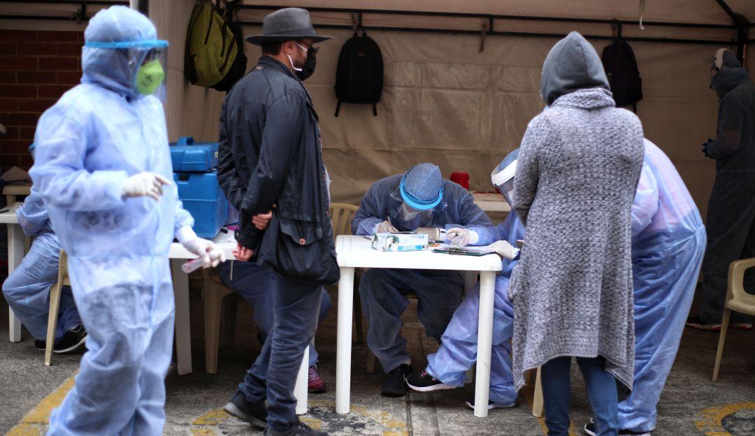 Coronavirus Colombia: 5.133 casos nuevos y 135 fallecidos