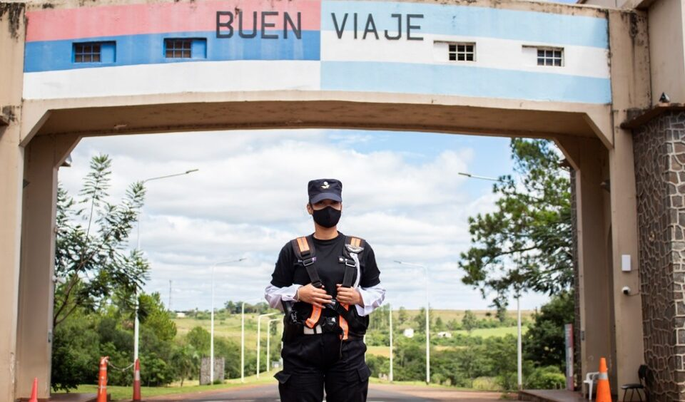 Semana Santa en Misiones: se refuerzan los controles de ingreso a la provincia y hay expectativa en el sector turistico