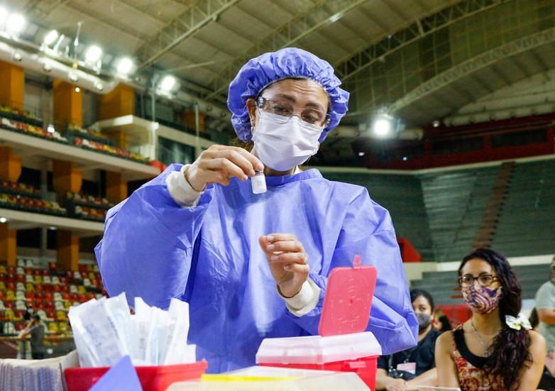 El personal de salud debera inscribirse via online para obtener un turno de vacunacion