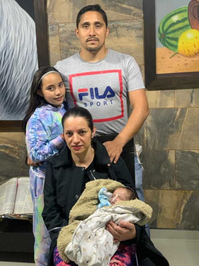 Una mama y su bebe triunfaron en la UCI, caso en la Clinica Versalles de Manizales
