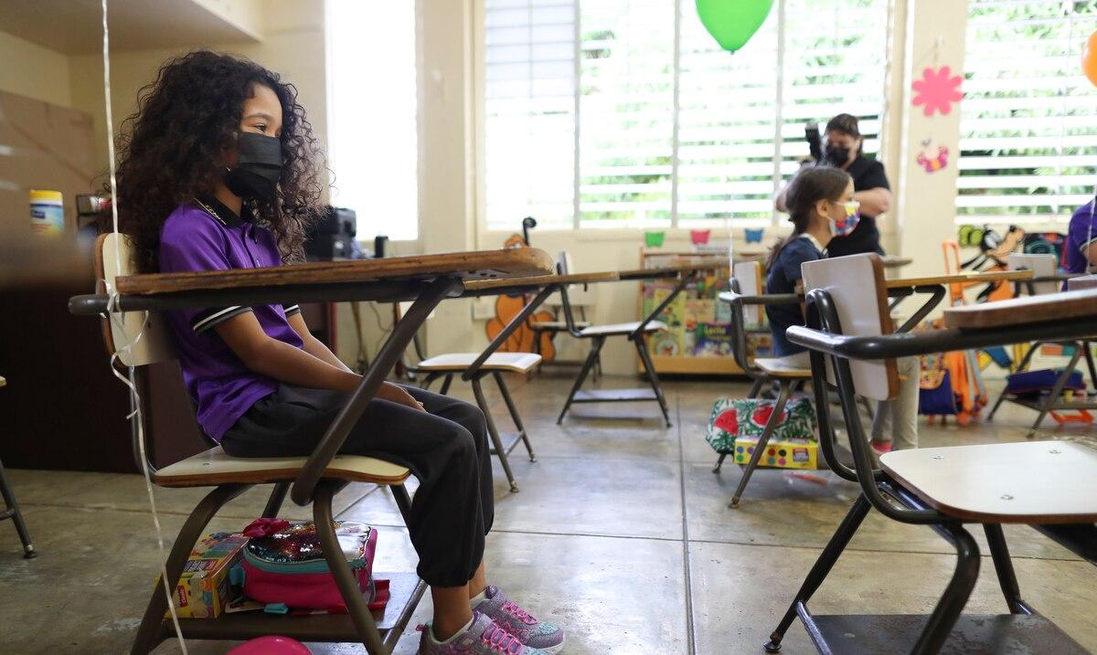 El Departamento de Educacion federal libera $912 millones para escuelas en Puerto Rico