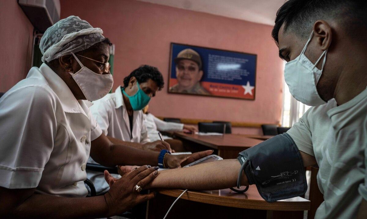 El gobierno cubano inocula a atletas olimpicos con vacuna experimental contra el COVID-19