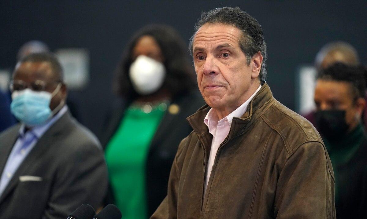 Nueva York comenzara a vacunar contra el COVID-19 a los mayores de 50 años