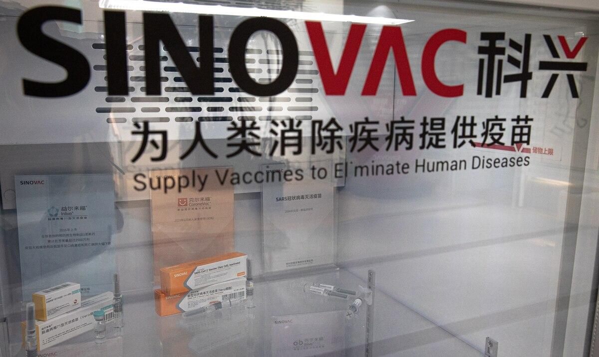 Sinovac asegura que su vacuna contra el COVID-19 es segura para niños entre 3 y 17 años