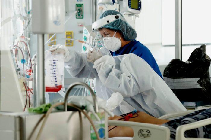 Salud reporta 333 nuevos casos confirmados y un total de 219 hospitalizados