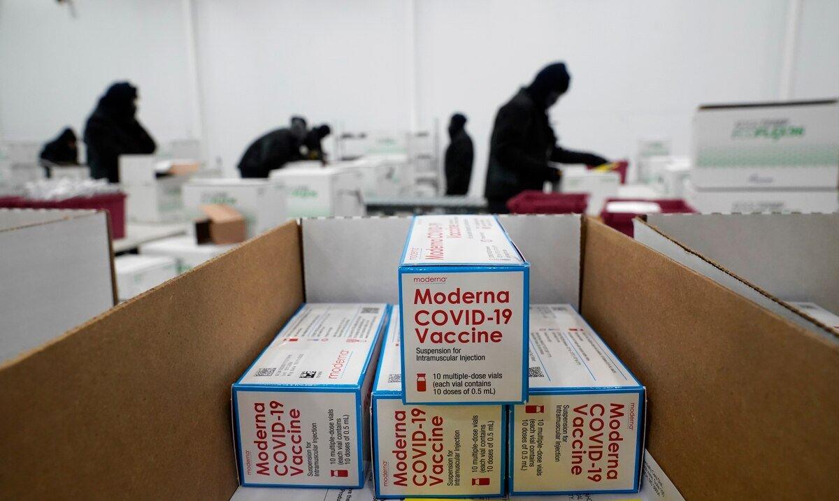 Moderna probara su vacuna contra el COVID-19 en menores de 12 años