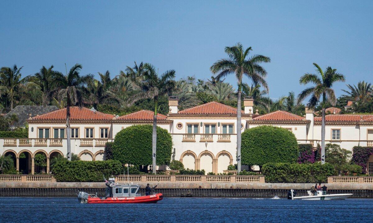 Cierran parte del club Mar-a-Lago de Trump en Florida por brote de COVID
