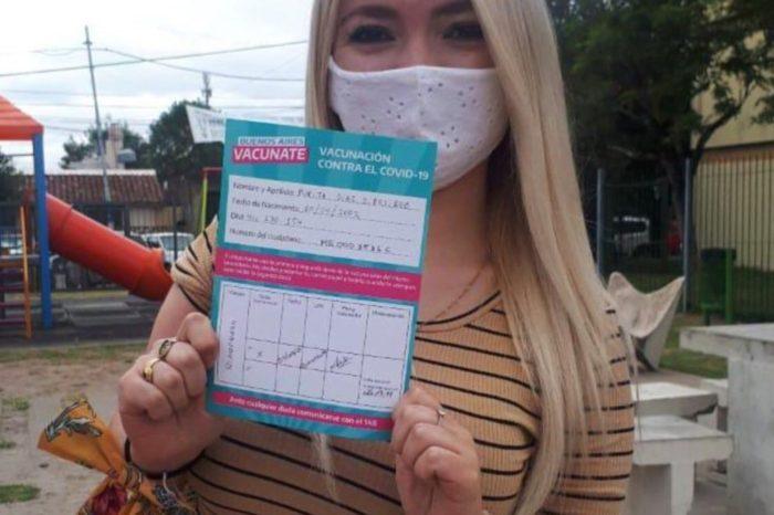 Nuevo escandalo de vacunacion vip: una militante de 18 años cercana a Jorge Ferraresi se vacuno