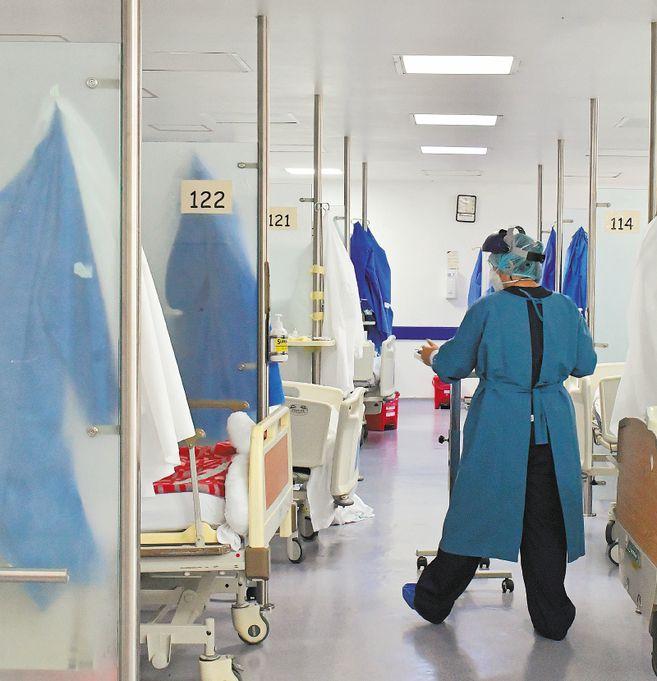 1 de cada 5 profesionales de salud ha sufrido depresion o ansiedad en la pandemia