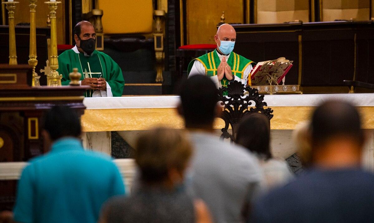 ¿Como las iglesias celebraran esta Semana Santa atipica?