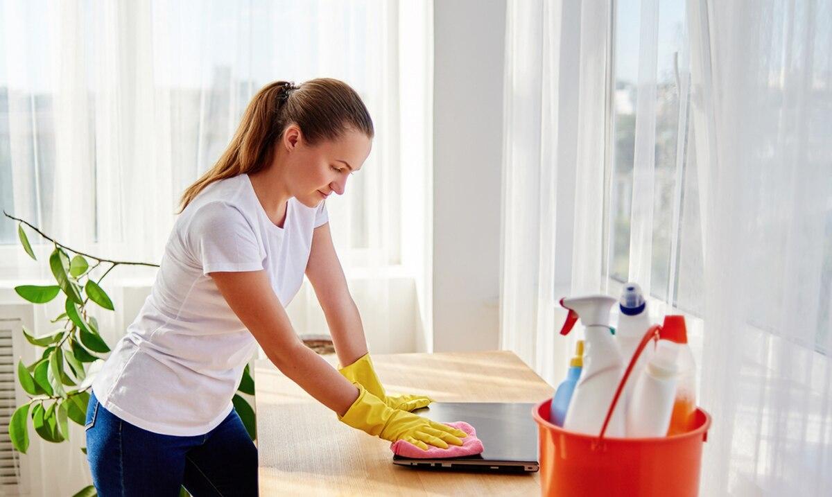 Que la desinfeccion no dañe tus equipos ni el entorno