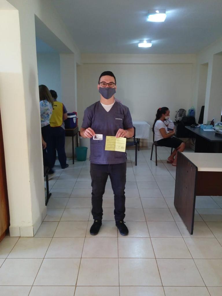 Vacunacion en Misiones: tras los contratiempos de la mañana, la situacion se normalizo en Posadas y se inmunizo en los 77 municipios