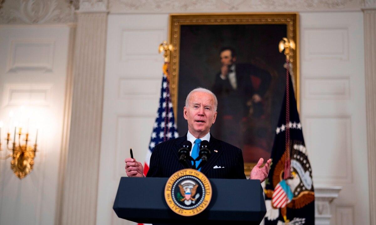 El 60% de estadounidenses aprueba el desempeño de Biden
