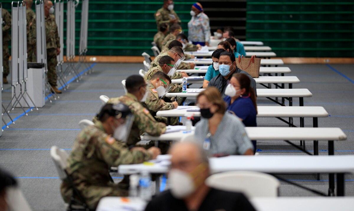 La Guardia Nacional coordina vacunacion con manufacturas agricolas