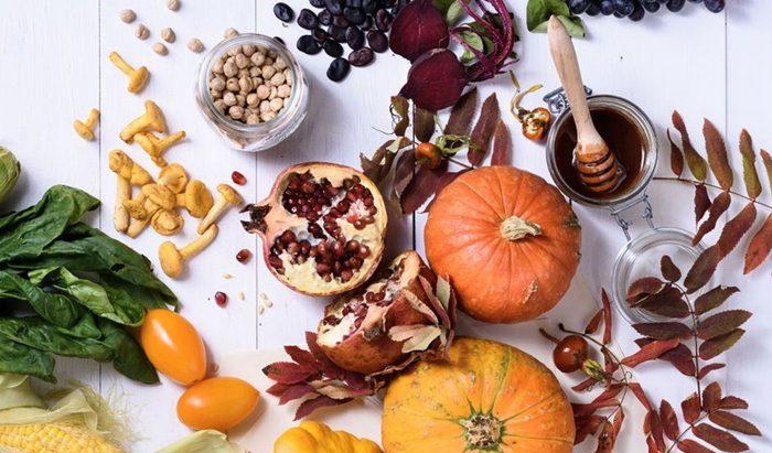 ¿Que aspectos de nuestra alimentacion debemos cuidar en otoño?