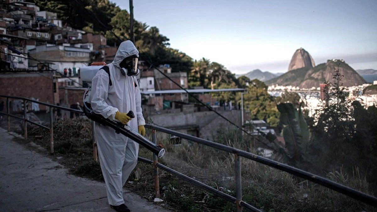 Coronavirus: Brasil llego al record de 3.251 muertos en un dia y temen el colapso