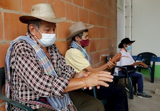 Colombia suma 7.952 casos nuevos de coronavirus