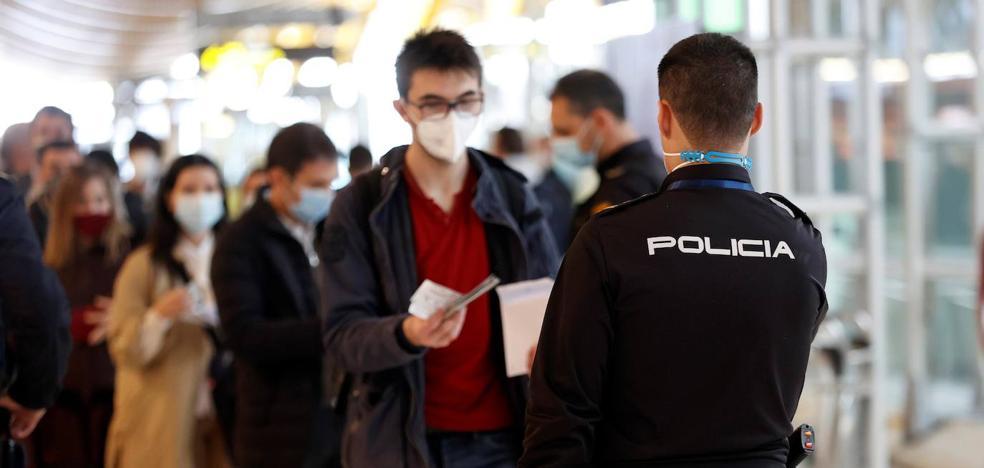 España levantara las restricciones a los vuelos desde Reino Unido