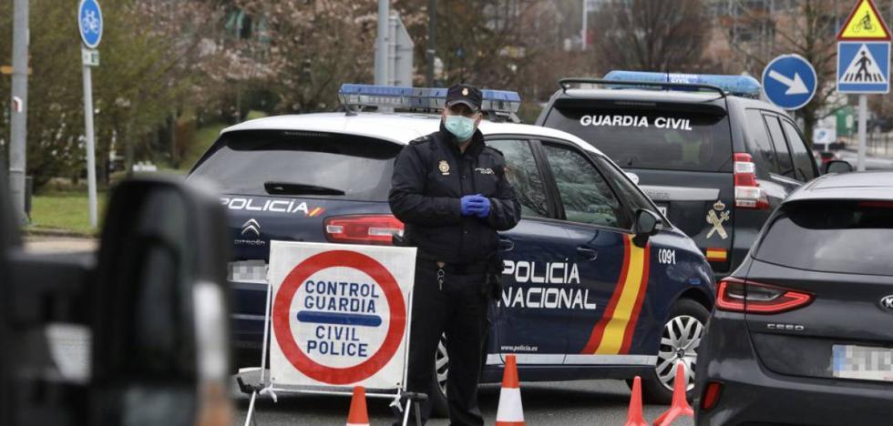 Marlaska promete 65.000 agentes para evitar la movilidad en Semana Santa