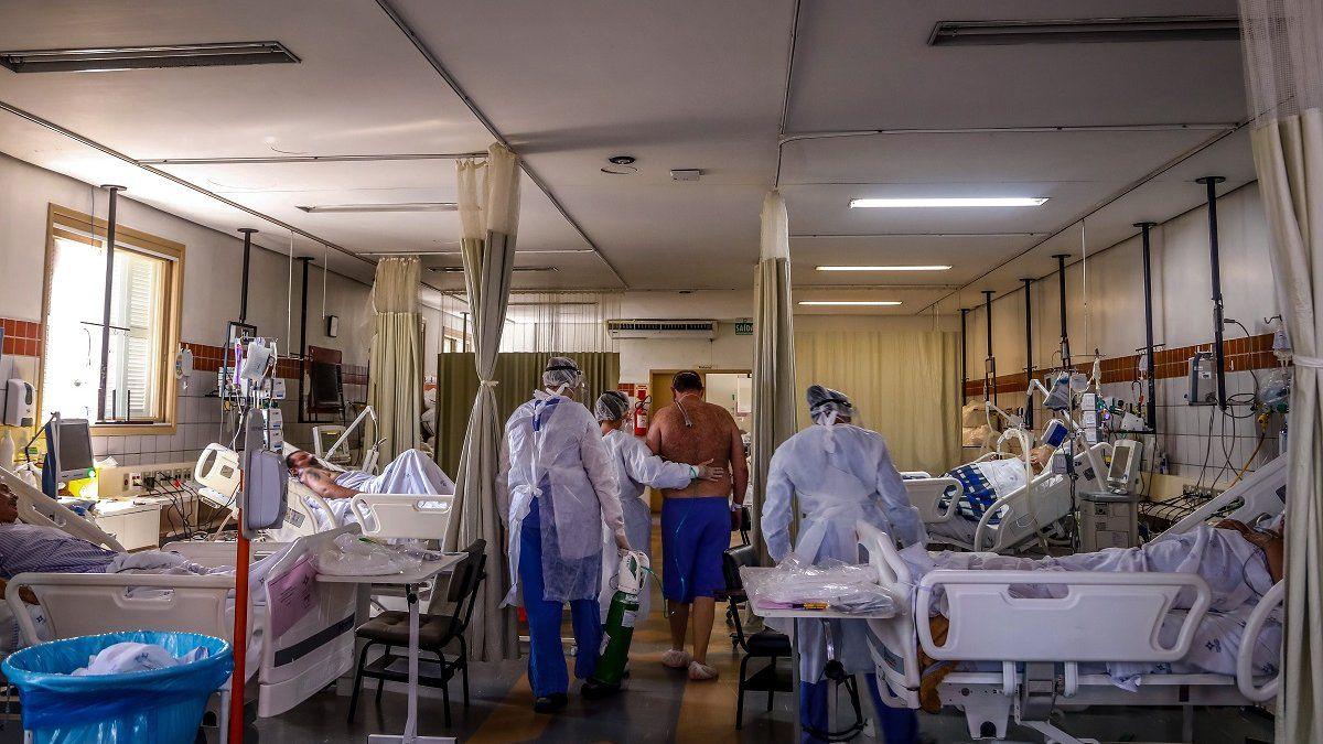 "Coronavirus: Brasil sufre el ""peor colapso hospitalario"" de su historia"