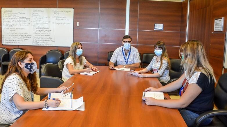 Trabajo en red por la salud renal