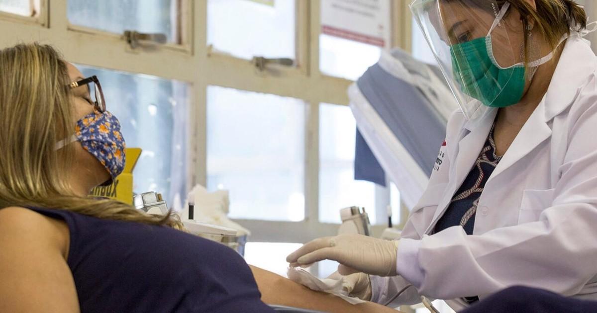 Segunda ola de coronavirus: buscan reforzar donacion de plasma de pacientes recuperados