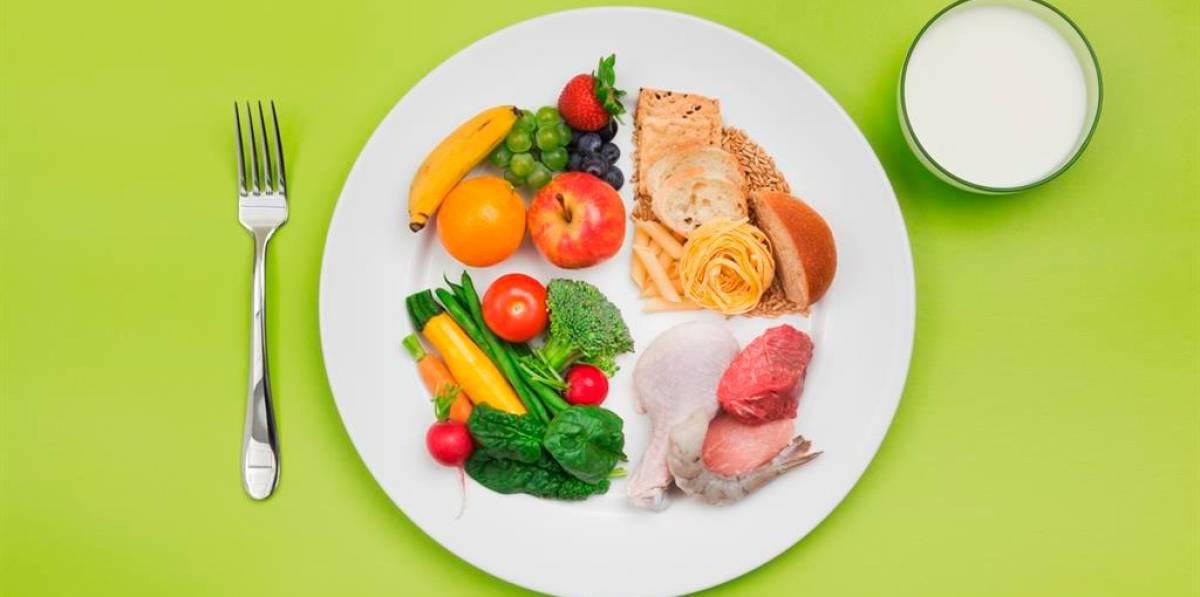 La innovadora estrategia del 'Plato de Harvard' para comer saludable