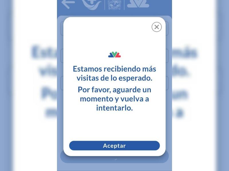 La alta demanda de turnos para solicitar vacunas en Misiones genero demoras en la app AlegraMed