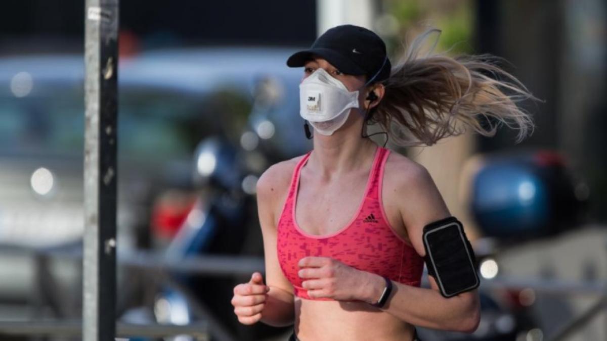 Buenas noticias para los gimnasios: entrenar a alta intensidad con mascarilla es seguro y efectivo