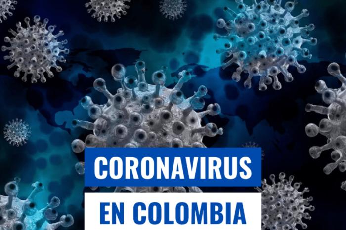 COVID-19 en Colombia hoy: mapa de casos y muertes por coronavirus el 27 de marzo