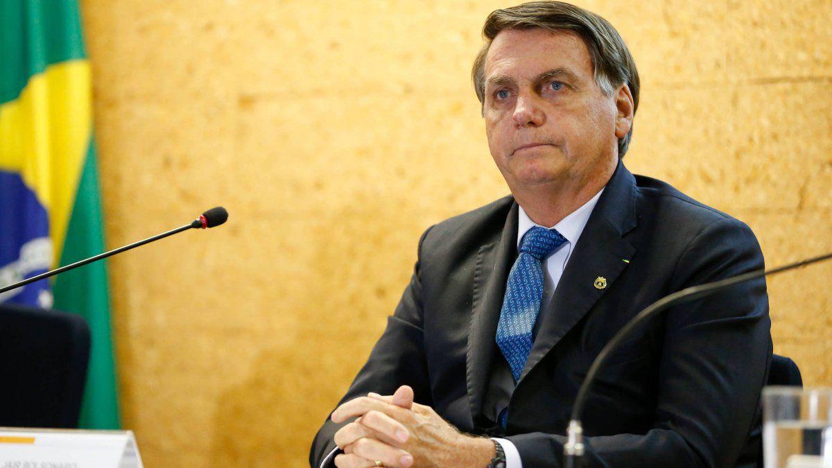 """Bolsonaro considera que su gestion de la pandemia en Brasil fue """"un ejemplo para el mundo"""""""