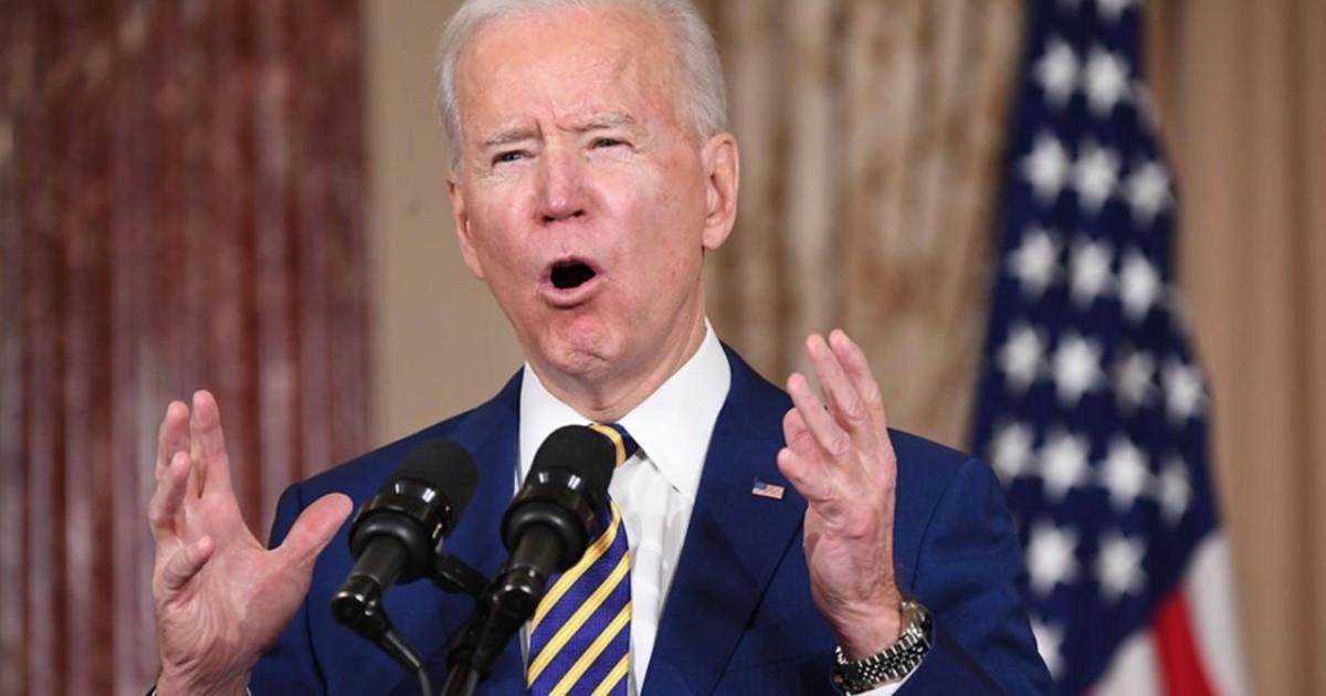 """""""Estamos lejos de ganar la guerra contra el coronavirus"""", advirtio Biden"""