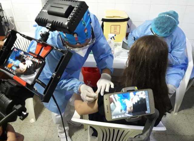 Medicos rurales de La Dorada dicen que no los habian priorizado