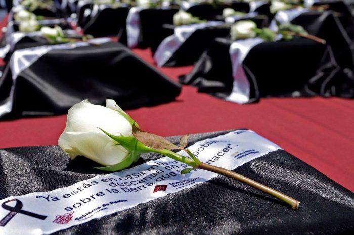 Mexico sobrepasa 200,000 muertes por COVID-19