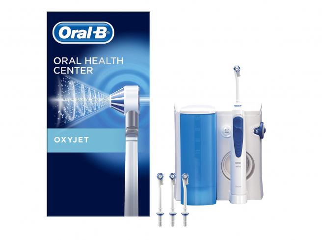 El irrigador de Oral-B.