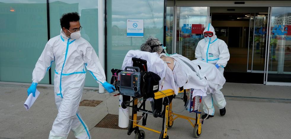 Sanidad notifica 5.348 nuevos contagios y 173 fallecimientos