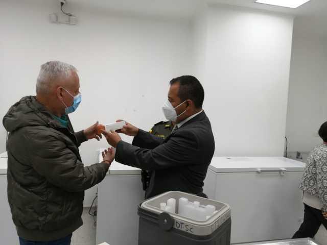 Riosucio y La Dorada, primeros municipios diferentes a Manizales donde llegaran vacunas