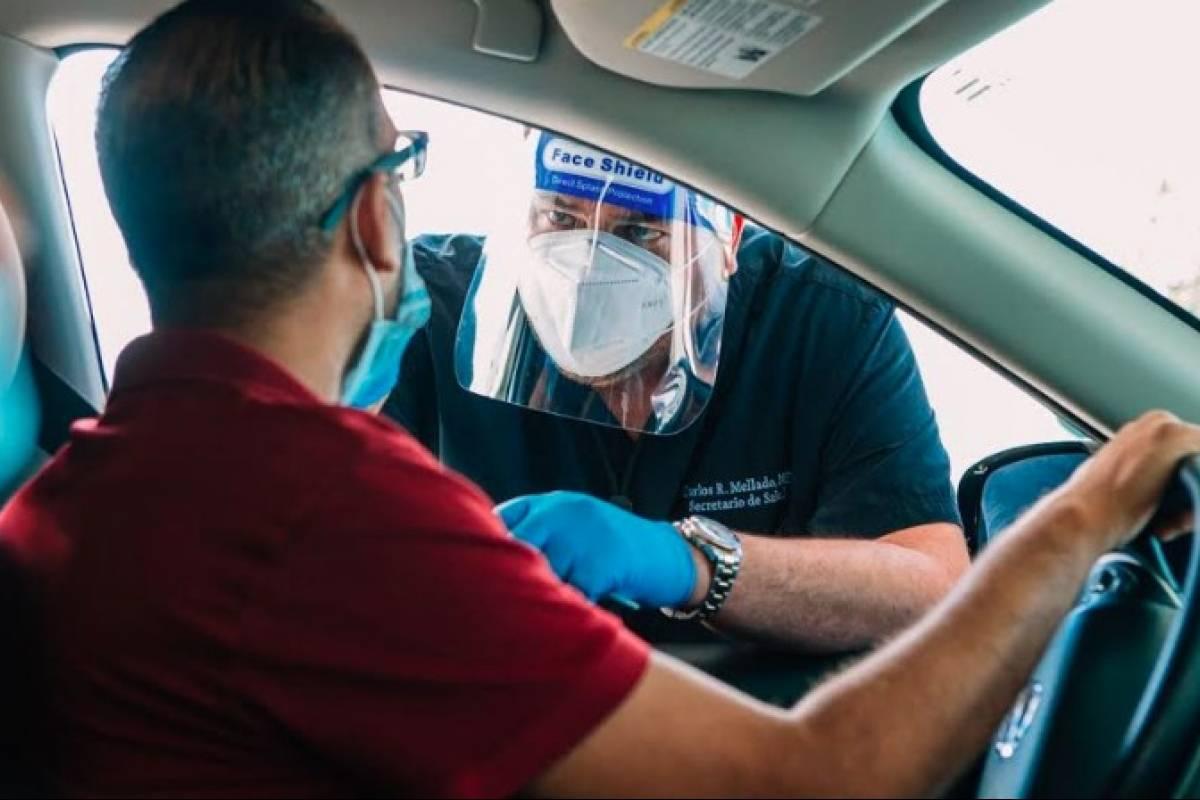 Reportan cuatro muertes y 1,100 de COVID-19 en Puerto Rico