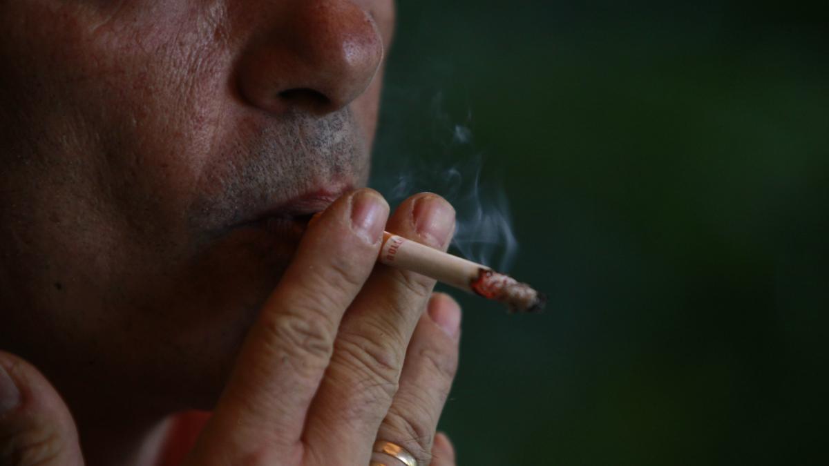 Descubren que el tabaco puede provocar graves problemas respiratorios en pacientes con Covid-19