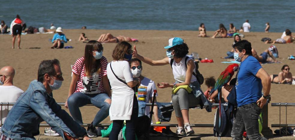 Una nueva ley endurece la obligatoriedad del uso de la mascarilla en la calle