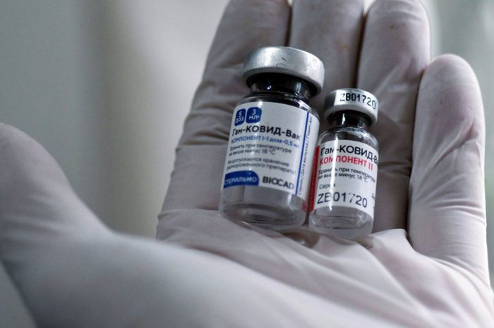 La Agencia Europea de Medicamentos comenzo a evaluar la vacuna Sputnik V