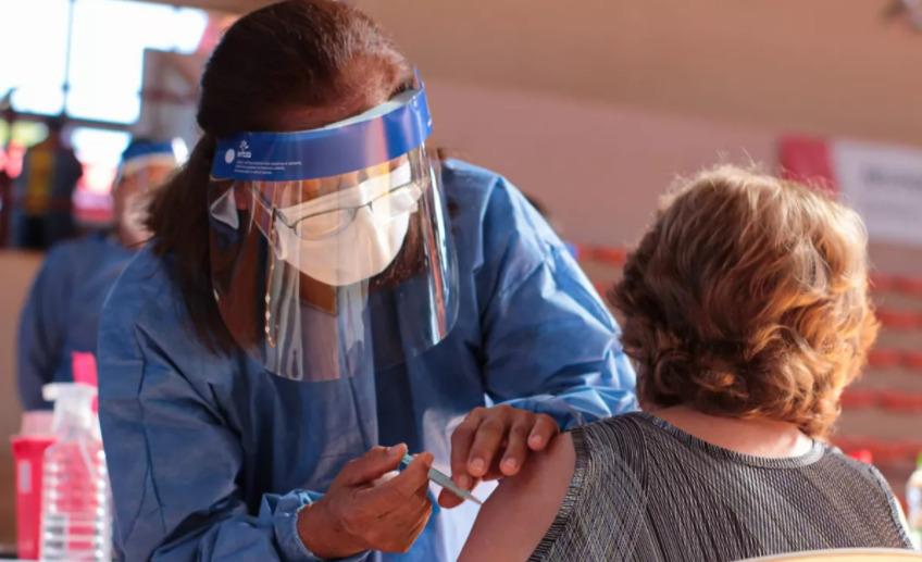 Coronavirus: por primera vez la cantidad de argentinos vacunados supero al total de contagios