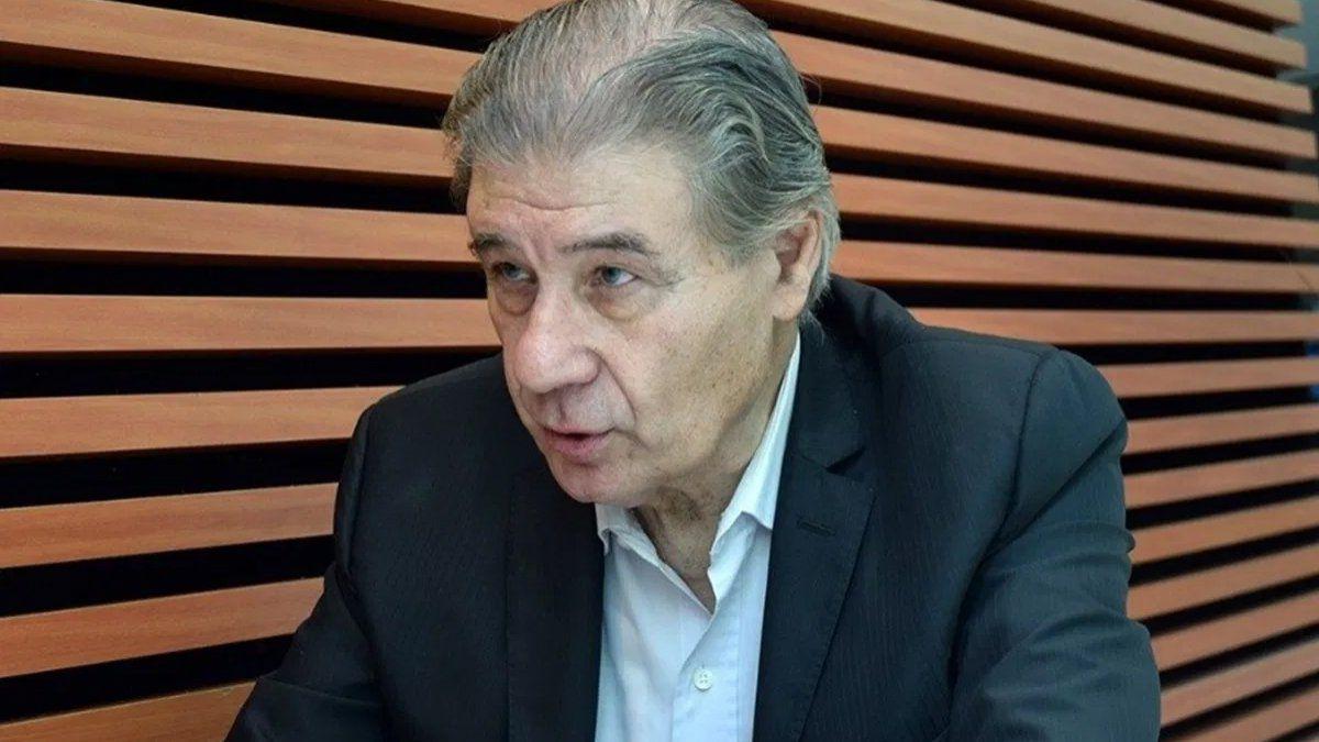 Internaron a Victor Hugo Morales por coronavirus